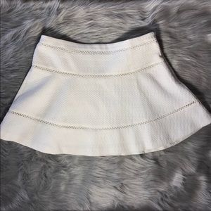 Banana Republic NWT Crochet Skater Skirt